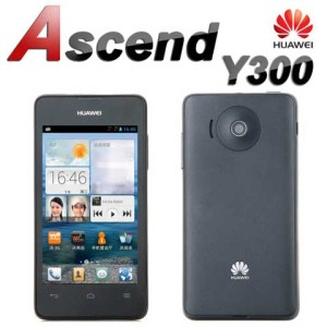Resettare Huawei Ascend Y300