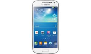 Android KitKat Samsung Galaxy S4 mini