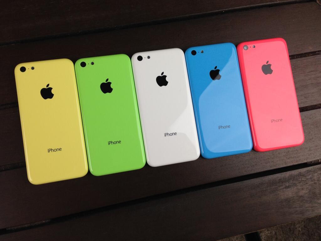 iphone 5c.
