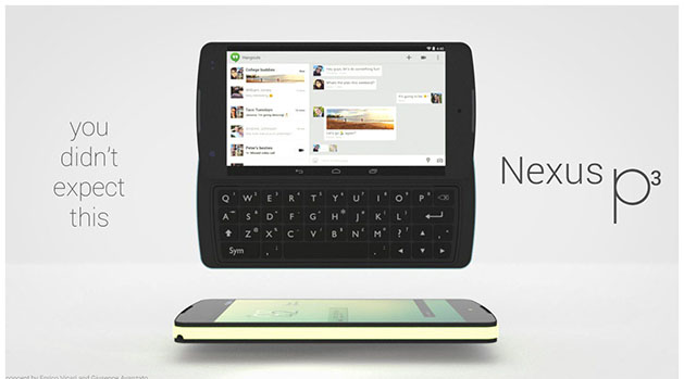 Galaxy Nexus P3a