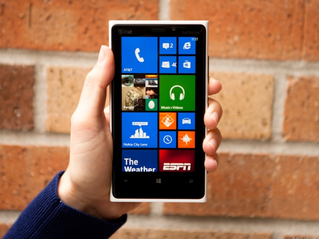 Windows Phone 8.1 su nokia lumia 920