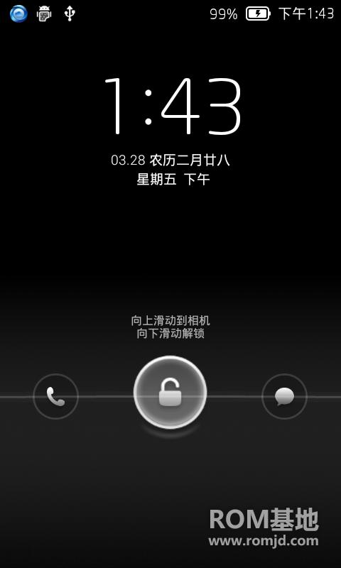 Rom Nokia X: