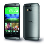 HTC One M8_PerLeft_GunMetal