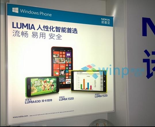Specifiche Nokia Lumia 630