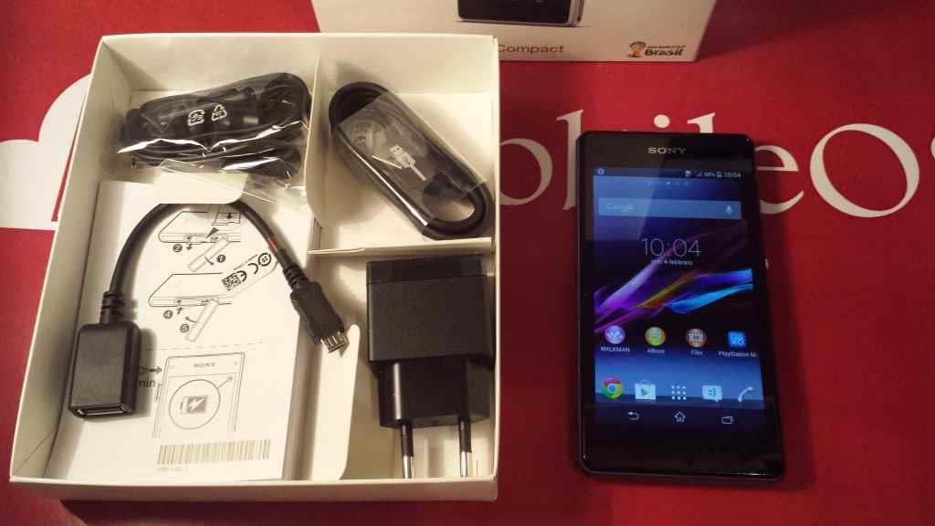 recensione Sony Xperia Z1 Compact 002