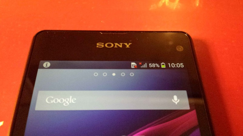 Sony Xperia Z1 Compact 004
