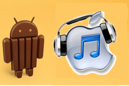 iTunes per Android