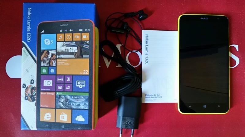 recensione Nokia Lumia 1320