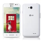 LG L65 render