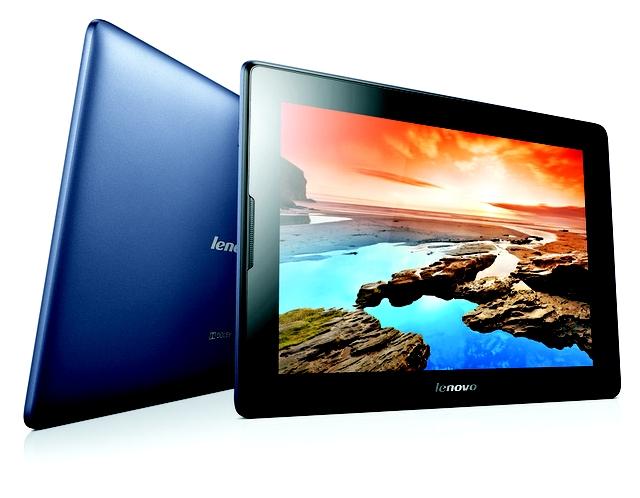Lenovo a series tablet