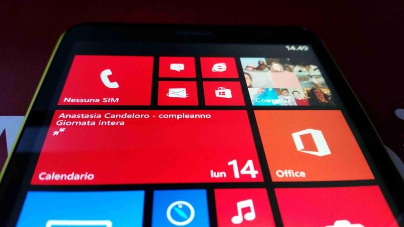 Recensione Nokia Lumia 1320 006