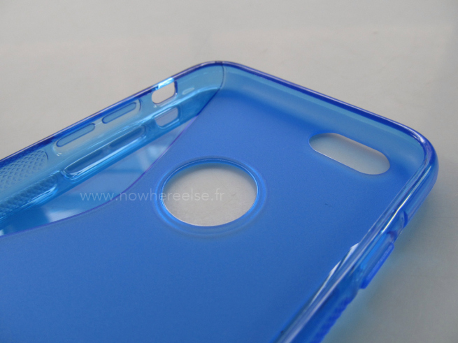 Cover silicone iPhone 6