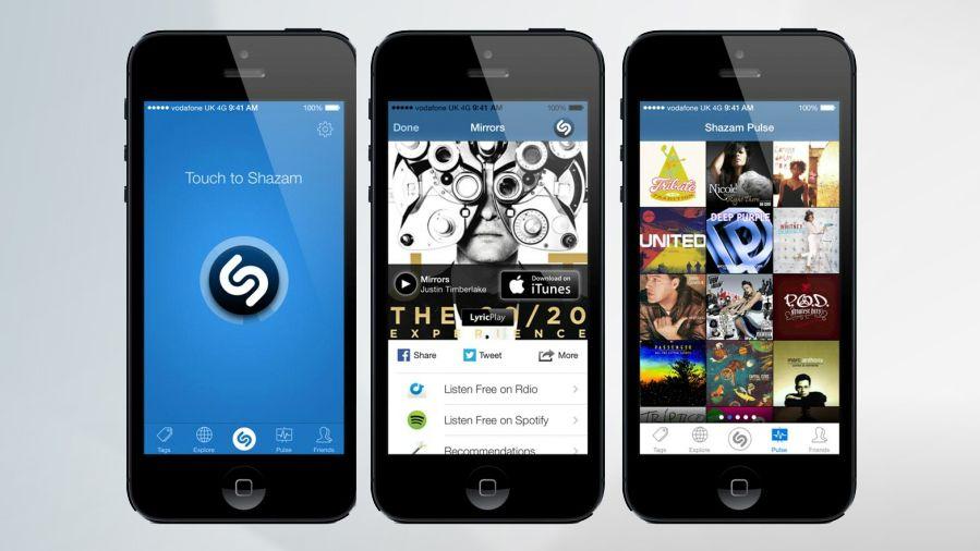 Apple e Shazam
