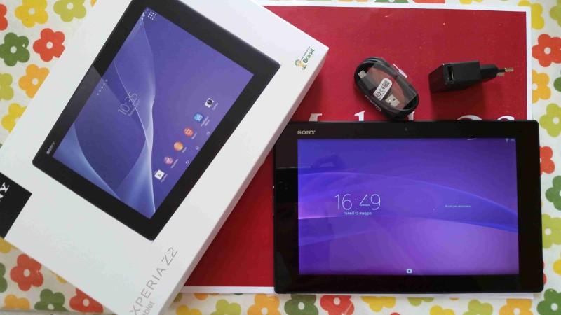 Recensione Sony Xperia Z2 Tablet 010