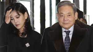 Patron Lee Kun-hee