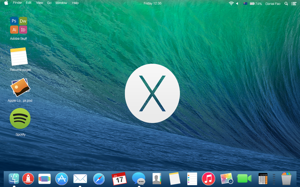 Nuovo Os X di Apple