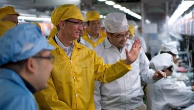Apple assume servizi segreti cinesi per arrestare le filtrazioni