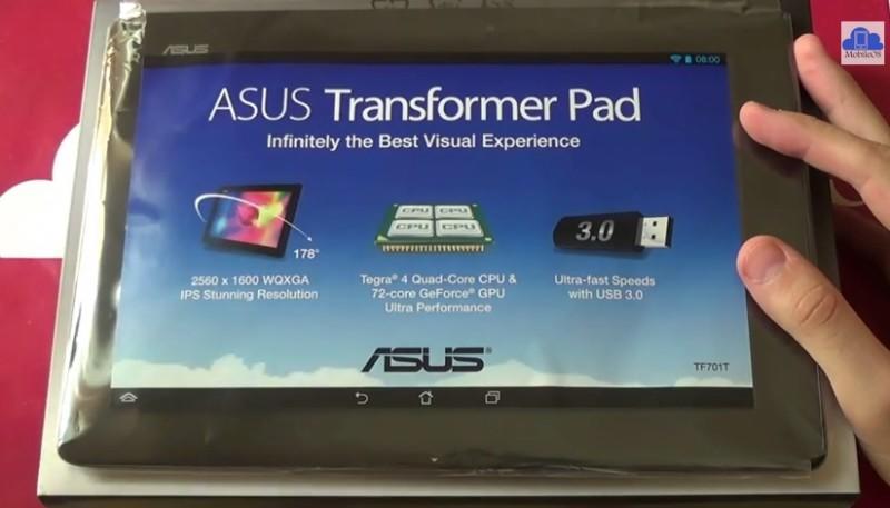 Asus Transformer Pad TF701