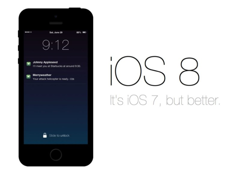 Come Installare iOS 8 Beta su iPhone e iPad