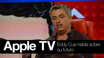 Eddy Cue parla sul futuro di Apple TV