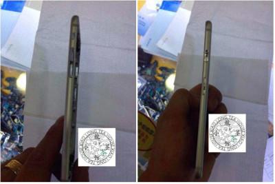 Apple iPhone 6: spuntano nuove foto della scocca posteriore!