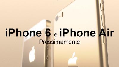 Apple iPhone 6 - Previsti tra i 70 e 80 milioni di pezzi