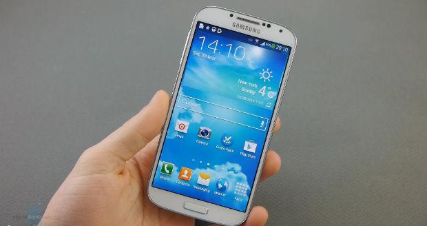Effettuare una videochiamata con Galaxy S4