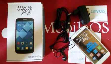 Recensione Alcatel One Touch POP C7 019