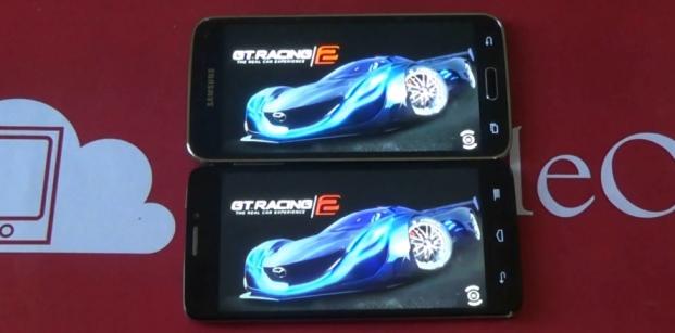 Samsung Galaxy S5 VS Alcatel Idol X+