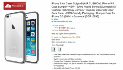 iPhone 6 su eBay: attenzione agli annunci fasulli