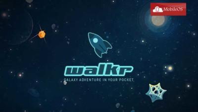 Walkr Galaxy Adventure - ecco il gioco che ti farà sudare!