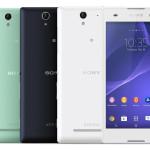 Scheda Tecnica Sony Xperia C3