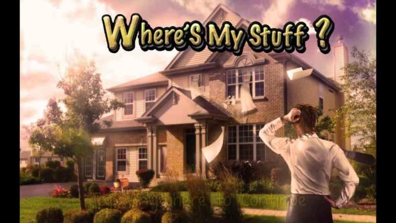 Dov'è la mia roba - App 002