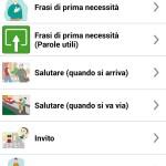 Interprete da Viaggio - App 001