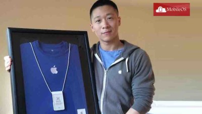 Sam Sung mette all'asta il suo badge di impiegato Apple