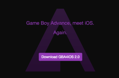 gba4iOS-iPhone