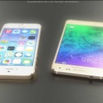 iPhone 6 VS Samsung Galaxy Alpha 001