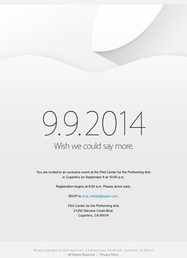 invito-evento-Apple.9-settembre-2