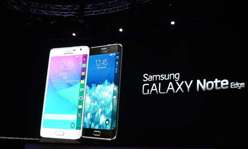 Samsung Galaxy Note Edge Ufficiale Display Curvo Ad