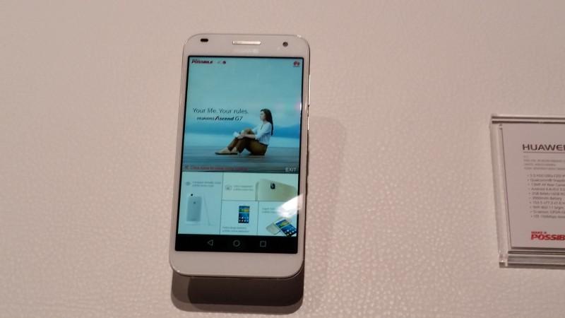 Huawei Ascend G7 IFA 2014 029