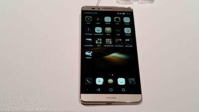 CPU Huawei Mate 8