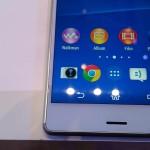 IFA 2014 Sony Xperia Z3 011