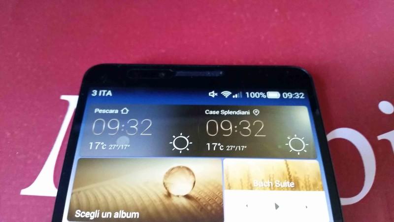 Recensione Huawei Ascend Mate 7 027