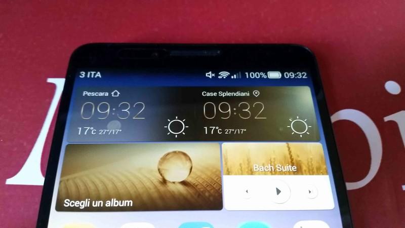 Recensione Huawei Ascend Mate 7 028