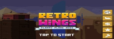 Retro-Wings-Game