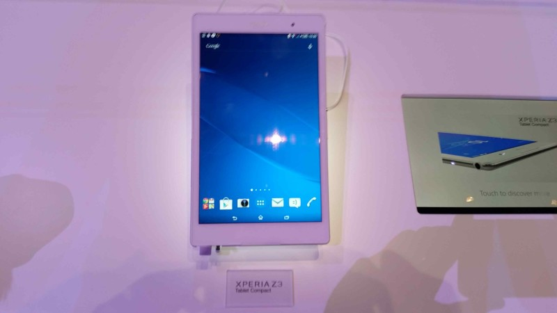Sony Xperia Z3 Tablet Compact 009