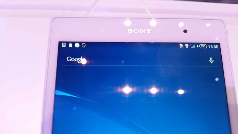 Sony Xperia Z3 Tablet Compact 011