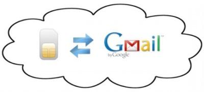 Trasferire i contatti della SIM nella Rubrica Gmail
