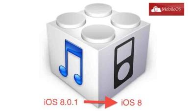 Problemi con iOS 8.0.1? Ecco come tornare ad iOS 8!