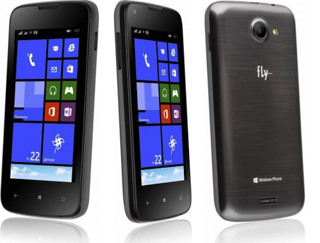 windows phone fly iq400w